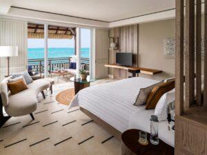 Junior Suite Frangipani Club Ocean view
